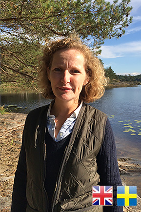 Eva-Maria Friberg Guide Västergötland