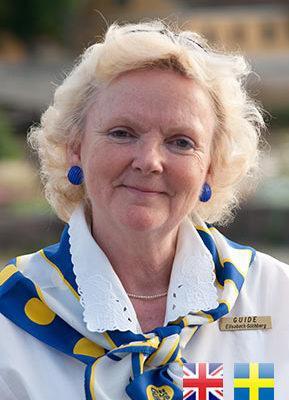 Elisabeth Göthberg Guide Västergötland