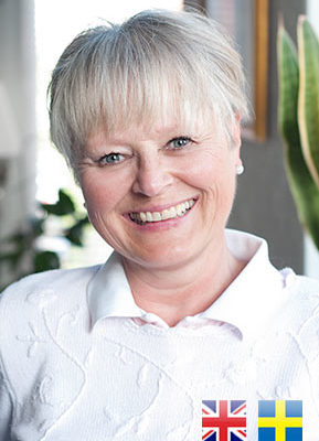 Helena Bjurhäll Winroth Guide Västergötland
