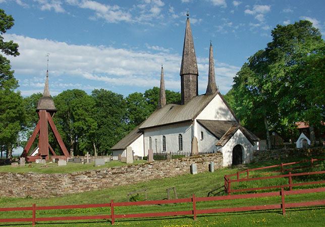 kungslena kyrka västergötland