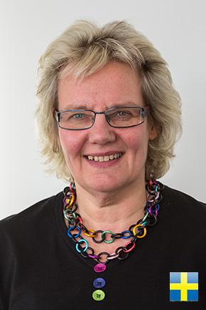Margareta Gustafsson Guide Västergötland